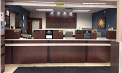 Parkview Branch interior photo