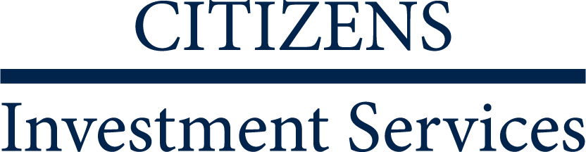 Citizens Investment Services desktop